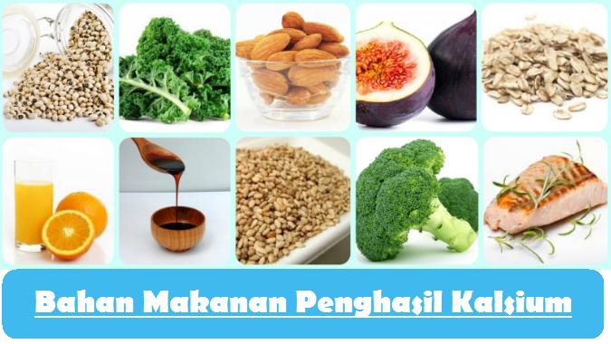 Sumber-Makanan-Penghasil-Kalsium